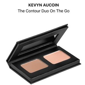 ⭐️ 5/$25 Kevyn Aucoin The Contour Duo On The Go
